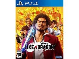 Yakuza: Like a Dragon PS4
