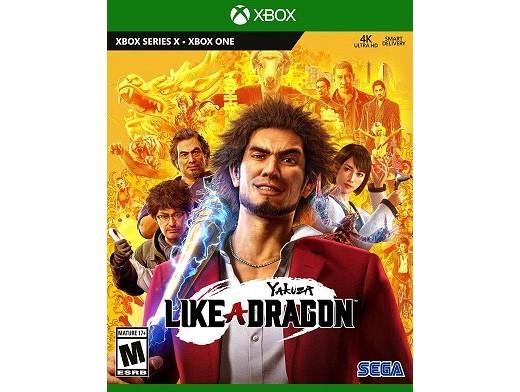 Yakuza: Like a Dragon XBOX ONE