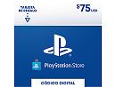 Tarjeta PSN PlayStation Chile USD$75 (DIGITAL)