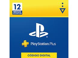 PSN PlayStation Plus 1 Año Chile (DIGITAL)