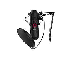 Micrófono Streaming Kapsule