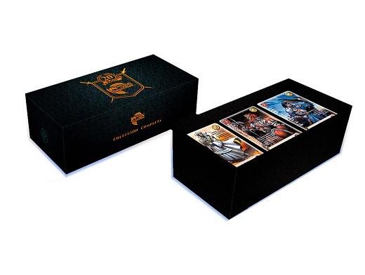 Colección Completa MyL - Cruzadas
