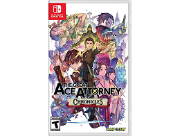 The Great Ace Attorney Chronicles NSW