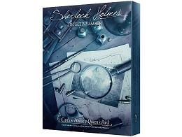 Sherlock Holmes: Carlton House & Queen's park JDM