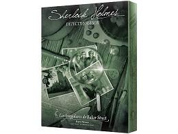 Sherlock Holmes Los Irregulares d Baker Street JDM