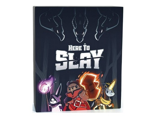Here to Slay (en español) - Juego de Mesa