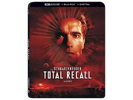 Total Recall (30th Anniversary) 4K Blu-Ray
