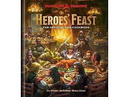 Heroes' Feast: Official D&D Cookbook (ING) Libro