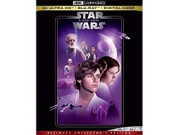 Star Wars: A New Hope 4K Blu-ray