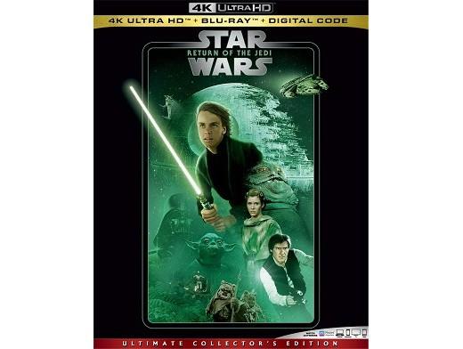 Star Wars: Return of the Jedi 4K Blu-ray