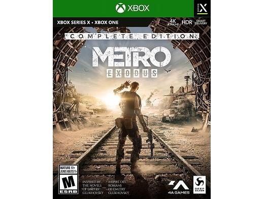 Metro Exodus: Complete Edition Xbox