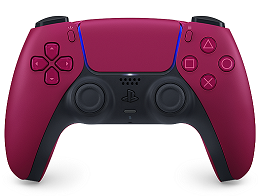 Control Inal?mbrico DualSense Cosmic Red PS5