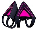 Kitty Ears Neon Purple para Headset Razer Kraken