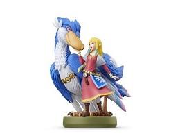 Nintendo amiibo: Zelda y Loftwing
