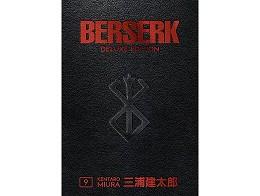 Berserk Deluxe Volume 9 (ING/HC) Comic