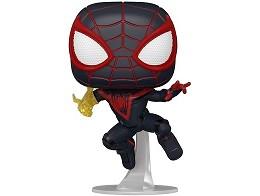 Figura Pop! Spider-Man Miles Morales -Classic Suit