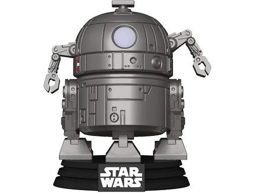 Figura Pop! Star Wars Concept - R2-D2
