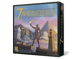 7 Wonders - Juego de mesa