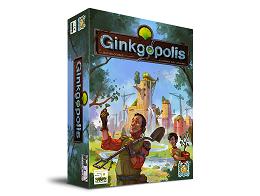 Ginkgopolis - Juego de mesa