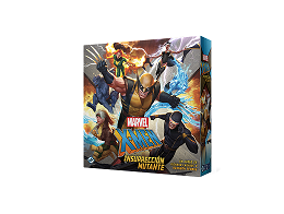 X-Men: Insurrección Mutante - Juego de mesa