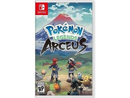 Pokémon Legends: Arceus NSW