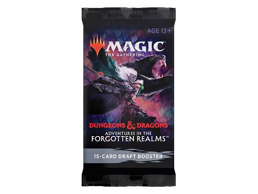 Sobre MTG Draft Forgotten Realms (inglés)