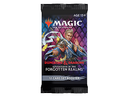 Sobre MTG Set Forgotten Realms (inglés)