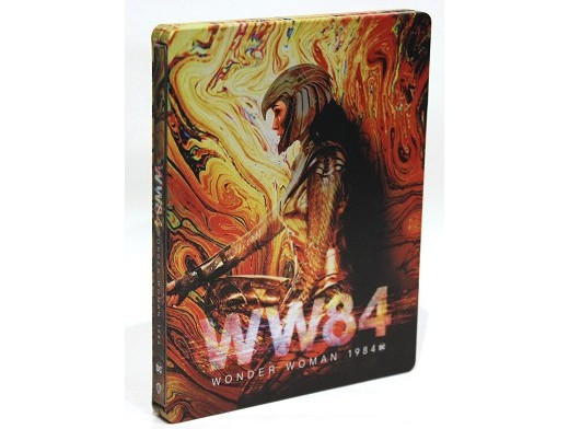 Mujer Maravilla 1984 - Blu-Ray Steelbook (Latino)