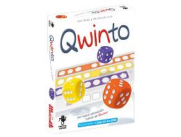 Qwinto - Juego de mesa