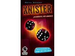 Knister !Altamente inflamable! - Juego de mesa