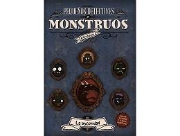 Peque?os Detectives de Monstruos - Juego de Rol