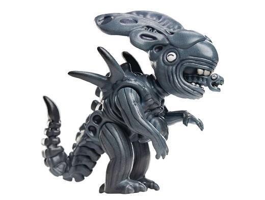 Figura Aliens Micro Epics Alien Queen Mini Figure