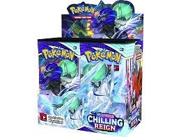 Display sobres Pokémon TCG Chilling Reign