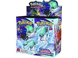 Display sobres Pokémon TCG Reinado Escalofriante