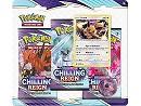 Pokémon TCG 3-Pack Chilling Reign Eevee