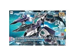 Model Kit Gundam Core Gundam II (G-3 Color) HG