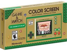 The Legend of Zelda Game & Watch