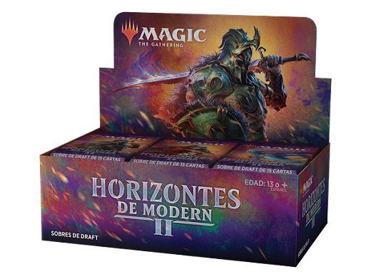 Display sobre MTG Draft - Horizontes de Mordern II