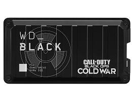 Disco Duro Externo SSD WD_BLACK P50 Ed COD: BOCW