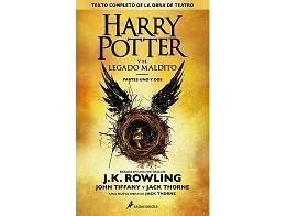 Harry Potter y el legado maldito (ESP) Libro