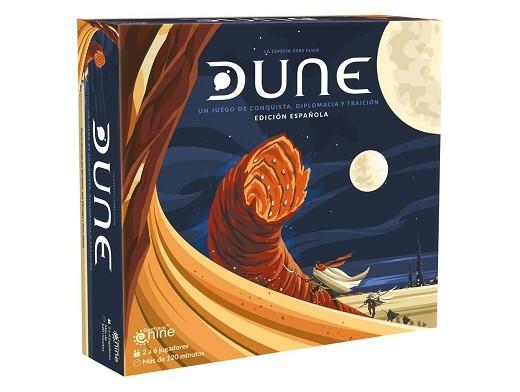 Dune (en español) - Juego de mesa
