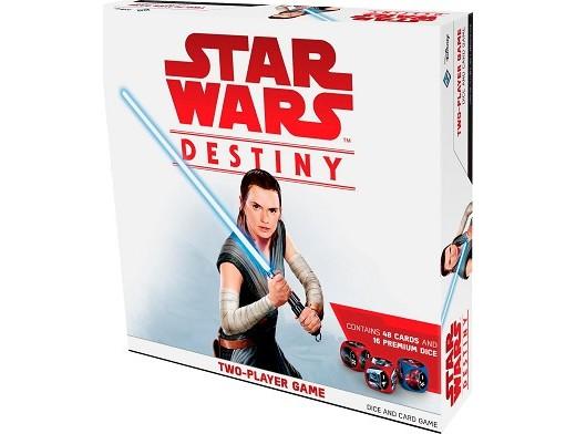 Star Wars Destiny: 2 Player Game - Juego de mesa