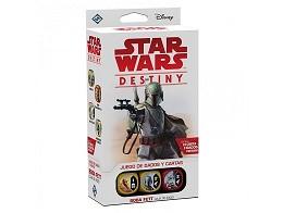 Star Wars Destiny Caja de inicio: Boba Fett