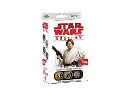 Star Wars Destiny Caja de inicio: Luke Skywalker