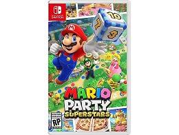 Mario Party Superstars NSW