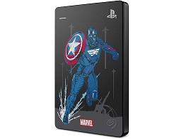 Disco Duro Marvel's Avengers - Captain America 2TB