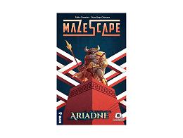 Mazescape Ariadne (en español) - Juego de mesa