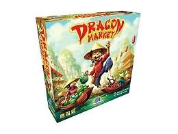 Dragon Market (en español) - Juego de Mesa