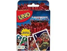 UNO: Masters of The Universe - Juego de mesa