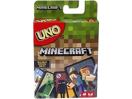 UNO: Minecraft - Juego de mesa